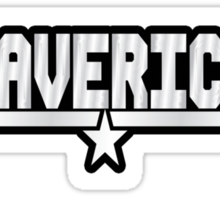 Maverick callsign Sticker