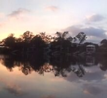 Brisbane River - Indooroopilly canoe Club by jase72