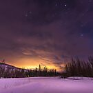 Alaska Sky by Dean Bailey