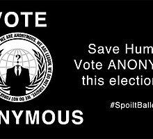 Vote Anonymous by samara