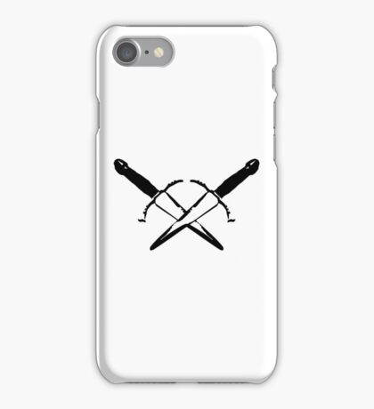 White Rogue iPhone Case/Skin