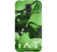 Aviator Aircrafts Samsung Galaxy Case/Skin