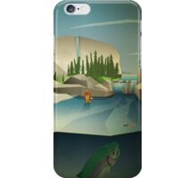 Patience and persistence pay off! iPhone Case/Skin