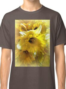 Spring Daffodils  Classic T-Shirt