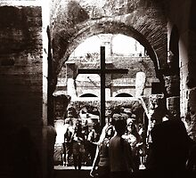Cross of Rome by skiluke