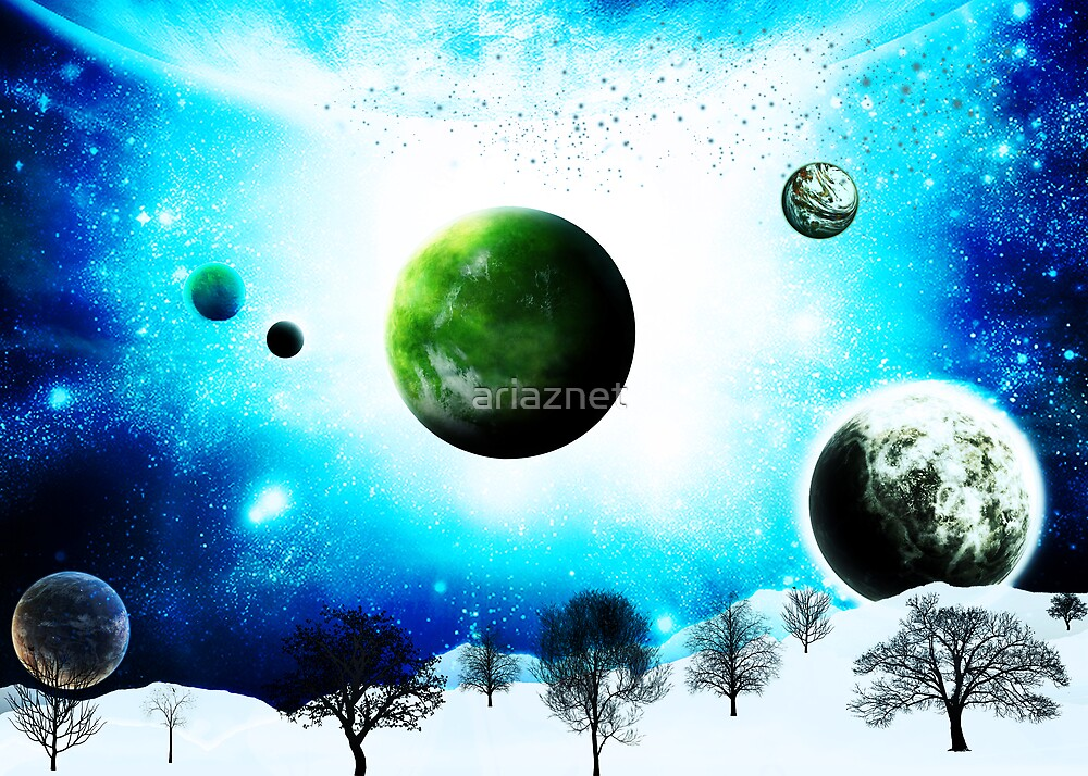 space by ariaznet