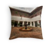 Santa Fe's Museum of Religion Throw Pillow