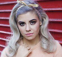 Marina Diamandis by baesicks