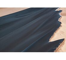Painted Dune Photographic Print
