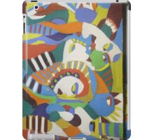 Euro indigenous Africana, Fusion in the current No x iPad Case/Skin