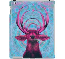 colour deer iPad Case/Skin
