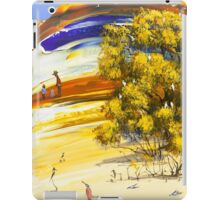 The day you returned iPad Case/Skin