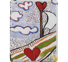 (be of good cheer) For We Return To Love iPad Case/Skin