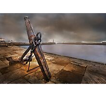 Whitby Harbour - Yorkshire Photographic Print