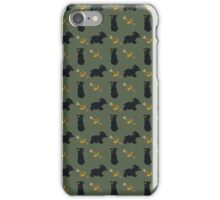 Fate Be Changed (Forest Green) iPhone Case/Skin