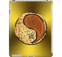 Leo & Tiger Yang Wood iPad Case/Skin