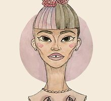 Melanie Martinez by larrypopart