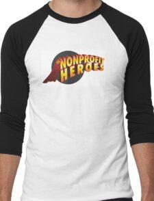 nonprofit heroes Men's Baseball ¾ T-Shirt