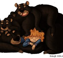 Goldilocks and the Three Bears by animatorpager
