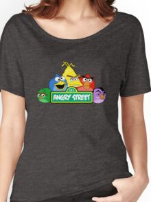 Angry Birds Parody Women's Relaxed Fit T-Shirt