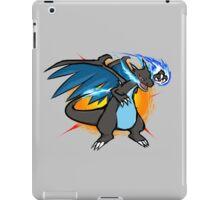 Mega Charizard X | Fire Punch iPad Case/Skin
