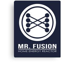 MR Fusion Canvas Print