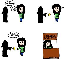 When Life Gives You Lemons by blobbycomics