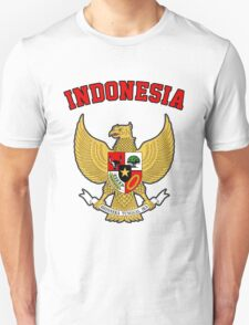 Indonesia Coat of Arms T-Shirt