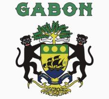 Gabon Coat of Arms by ukedward