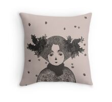 Soft Nature Throw Pillow