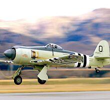 Hawker  Sea Fury   by aircraft-photos