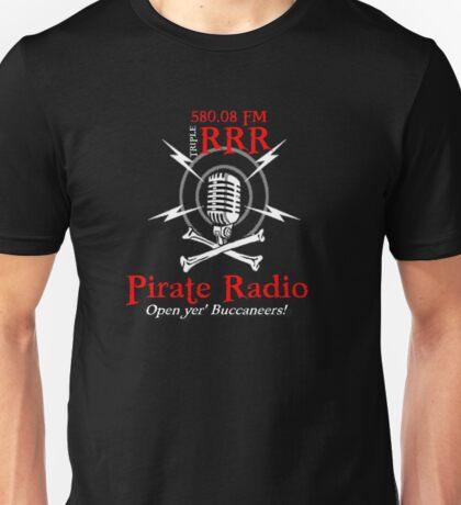RRR Black Unisex T-Shirt