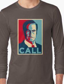 JIMMY MCGILL CALL Long Sleeve T-Shirt