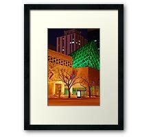 Edmonton City Hall Framed Print