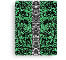 Green Spirit Canvas Print