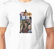 Doctor who- companions  Unisex T-Shirt