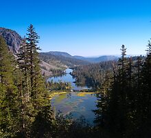 Twin Lakes by Steve Hunter