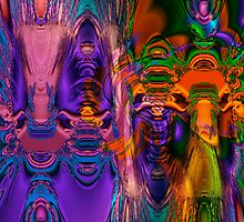 Fractal Funhouse by Julie Shortridge