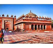 Fatehpur Sikri, India Photographic Print