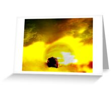 And The Sun Came Up Greeting Card