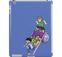 Friendly Fire On - Josh, Jordan, and the Big Chaser iPad Case/Skin