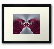 Hearts Desire Framed Print