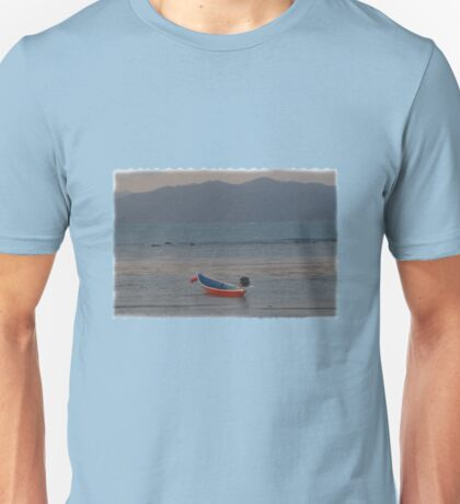 Small Longtail Thai Fishing Boat Unisex T-Shirt