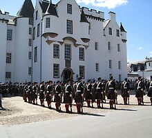 blair castle gathering 2008 by cheekyboy