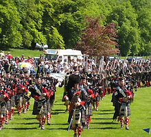 blair castle gathering by kerry by cheekyboy