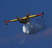 Water Bomber by RayFarrugia