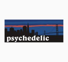 Psychedelic rock, San Francisco Skyline T-Shirt