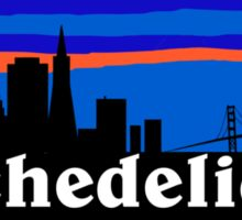 Psychedelic rock, San Francisco Skyline Sticker