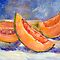 Still Life ~ Fruit Display
