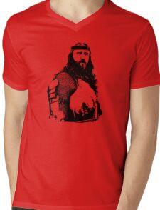 Medieval Times Mens V-Neck T-Shirt